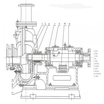 3G229/393 7HK Frac Pump Bearing